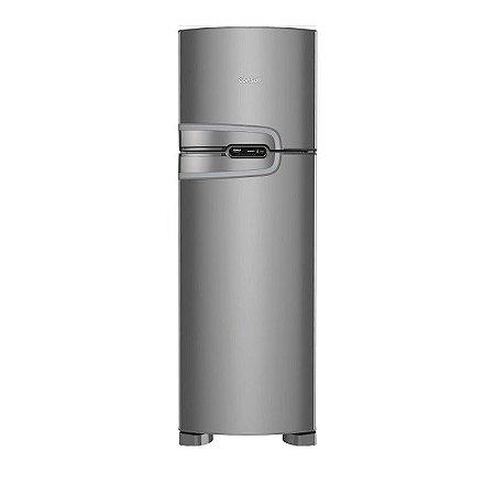 Refrigerador Duplex Consul 275L Frost Free 127 Volts Classe A Inox [CRM35NKANA]
