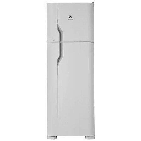 Refrigerador Electrolux 362L 2 Porta Cycle Defrost Degelo Automático Classe A 127 Volts Branco [DC44]