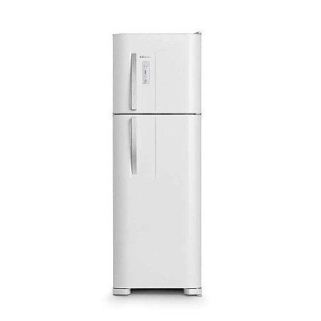 Refrigerador Electrolux 370L 2 Porta Blue Touch Frost Free 127 Volts Classe A Branco [DFN42]