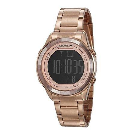 Relógio Feminino Digital Esportivo Rosé Gold Speedo