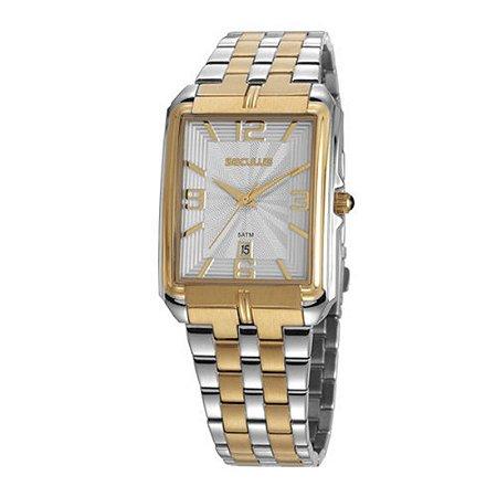 Relógio Seculus Masculino 20607gpsvba1