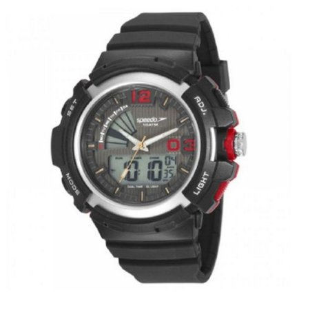 Relógio Speedo Masculino Preto