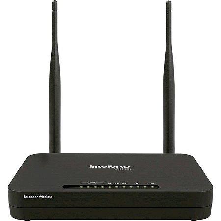 Roteador Intelbras Wireless de Alta Potência 300Mbps 4 Portas [WIN300]