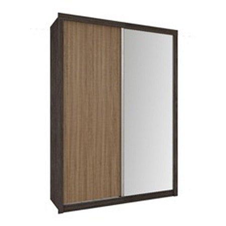 Guarda-roupas 2 Portas Deslizantes. Com Espelho Copacabana Plus