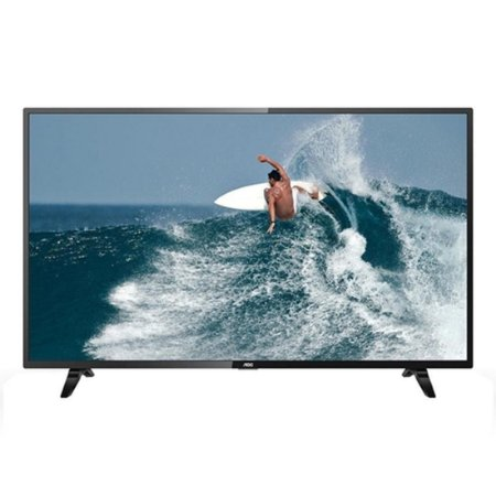 Smart Tv 43'' Led Aoc 43s5295/78g Com Wifi, 2 Usb, 3 Hdmi, Controle Com Botão Netflix E 60hz
