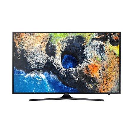 "Smart TV 49"" LED Samsung Ultra HD 4K Smart View 3HDMI 2USB Connect Share™ Preta [UN49MU6100GXZD]"
