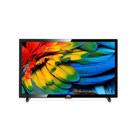 "TV 19"" LED AOC HD 2HDMI 1USB Preta [LE19D1461]"