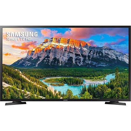 "TV 32"" Samsung LED HD Smart Wi-Fi Dolby Digital HDMI USB [UN32J4290AGXZD]"
