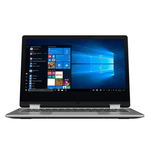 Notebook Positivo 11,6 Duo Q432A Intel  4 Gb RAM