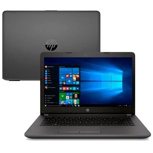 NOTEBOOK HP 14 INTEL I5 4GB 1TB W10 7KV39LA#AC4