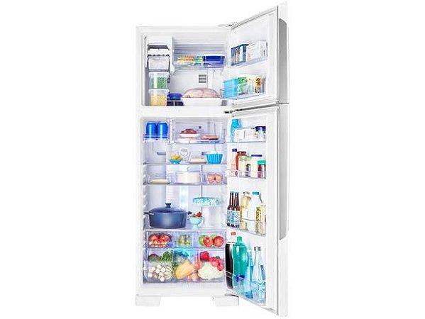 Geladeira/Refrigerador Panasonic Frost Free - Duplex Branca 483L NR-BT55PV2WA