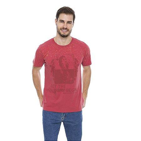 Camiseta Verão Estampa Game