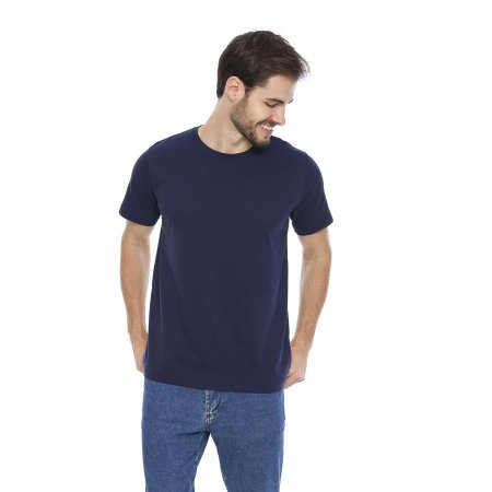 Camiseta Básica Maré D' Água Manga Curta