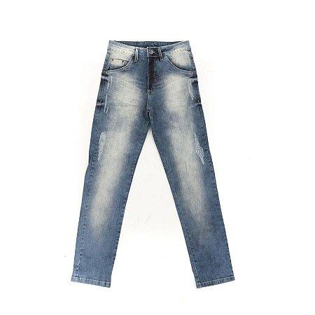 Calça Jeans Masculina Adulto Tamanho 40