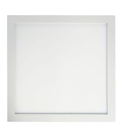 Plafon de sobrepor LED 30W - 6500K - 40 x 40cm