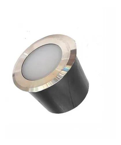 Mini Balizador 3971 Inox Led 0,3W - 3700K - 5x2,3cm