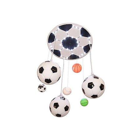 Pendente Infantil HSR Futebol MD 1585 110V