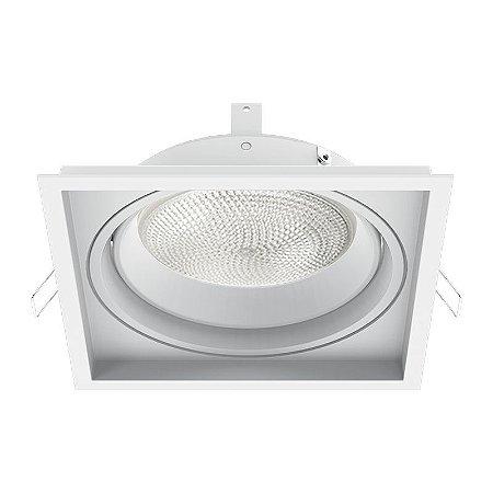 Embutido Interlight Quadrado IL 4729