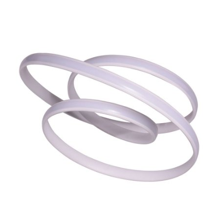 Pendente Lustre HSR Branco - 45 cm - 8925/37 BR
