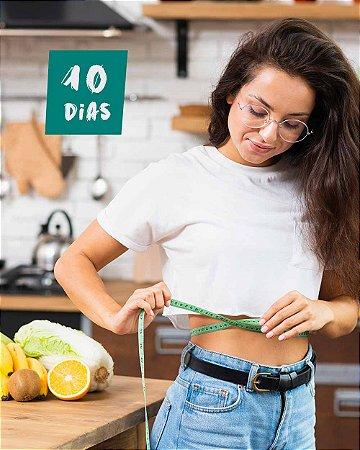 Kit Emagrecimento Saudável (20 produtos: 10 Refeições + 10 Lanches) -para 10 dias