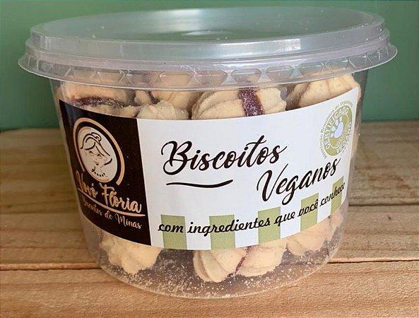 Biscoito Vegano Amanteigado Goiabinha 250g