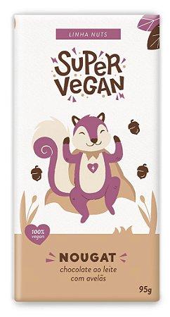 Chocolate Super Vegan Nougat 95g
