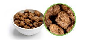 """Proteina Texturizada de Soja """"PTS"""" Grossa Cebola e Salsa 100g"""