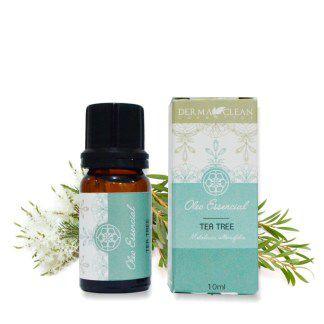 Oleo Essencial de Tea Tree Melaleuca 10ml