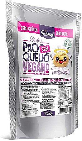 Pao de Queijo Vegano Santulana 250g