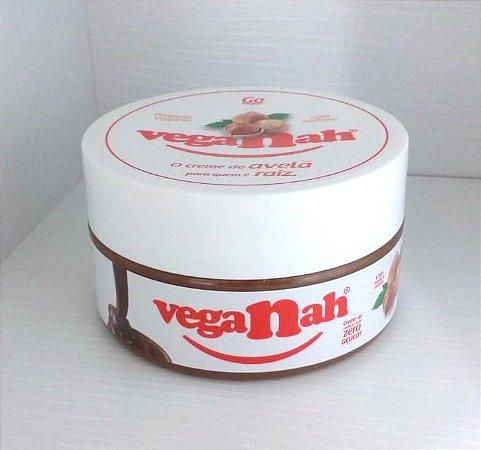 Creme de Avelã com Chocolate Zero Açúcar Veganah 200g