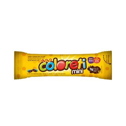 Confeti Vegano Coloreti Mini 11g