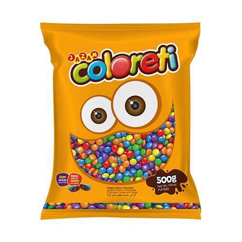 Confeti Vegano Coloreti 500g