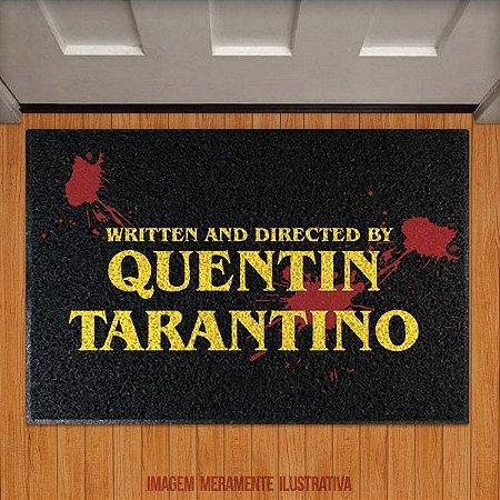 Capacho Quentin Tarantino