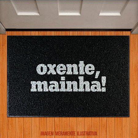 Capacho Oxente mainha