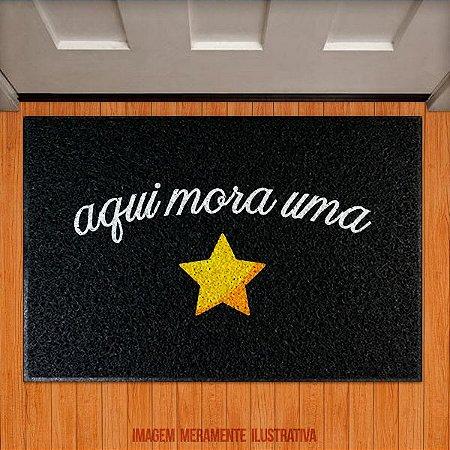 Capacho Aqui mora uma estrela