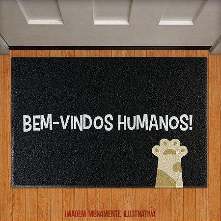 Capacho Bem-Vindos Humanos!