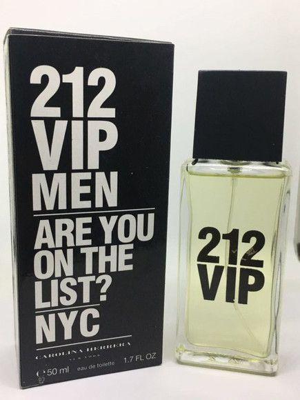 Perfume Importado 212 Vip Men 50ml