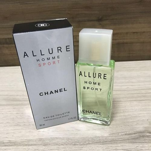 Perfume Importa Allure Homme sport 50ml
