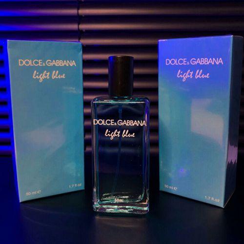 Perfume Impotado Dolce & Gabbana Light Blue 50ml