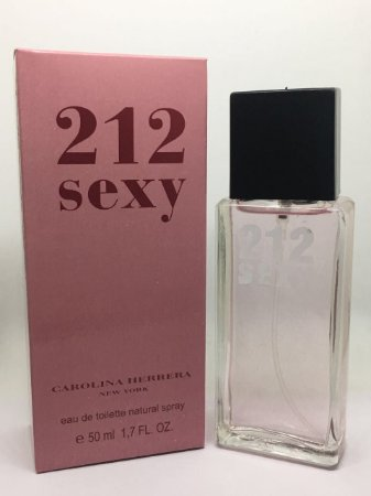 Perfume 212 Sexy Feminino - 50ml