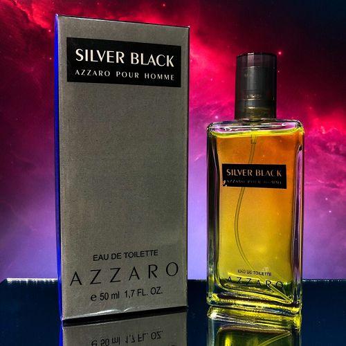 Perfume Azzaro Silver Black 50ml