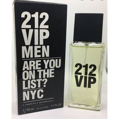 PERFUME 212 VIP MEN 50 ML