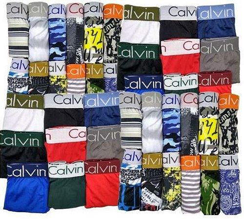 Cueca Calvin Klein Atacado - ESCOLHA A QUANTIDADE