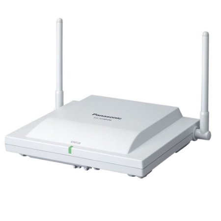 Antena Wireless DECT KX-NS0154  Panasonic 1.9 Ghz 4 canais (CSU/DPT-IF) para PABX IP-Híbrido