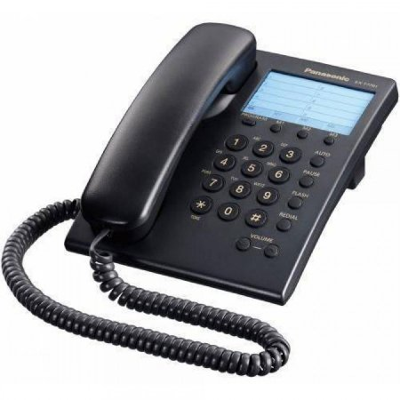 Telefone de Mesa Panasonic KX-7701BR