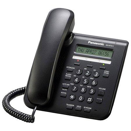 Telefone de Mesa IP Panasonic KX-NT511B
