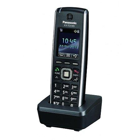 Telefone sem fio Panasonic KX-TCA185BR DECT