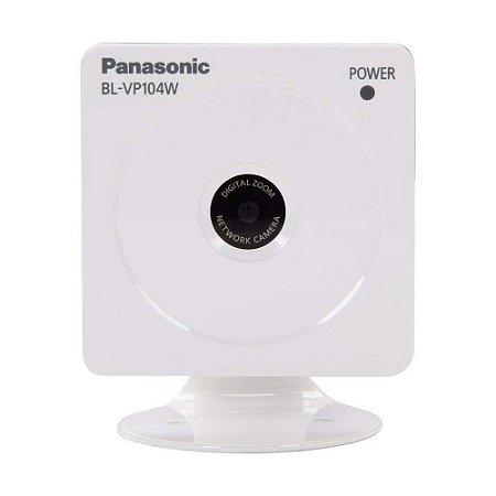 Câmera IP HD Panasonic BL-VP104W