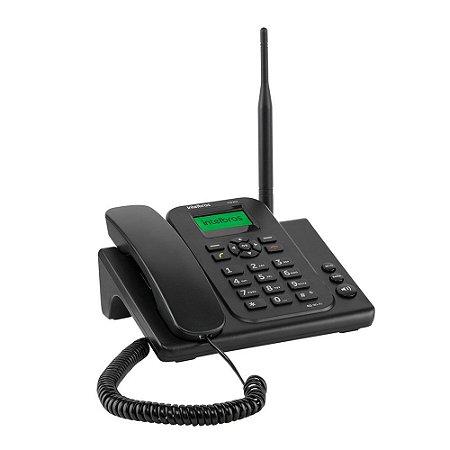 Telefone Rural Celular de Mesa CFW 9041 4G Wifi Intelbras
