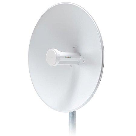 Rádio Ubiquiti AirMAX, 5Ghz, 25dBi, Power Beam - PBE-M5-400